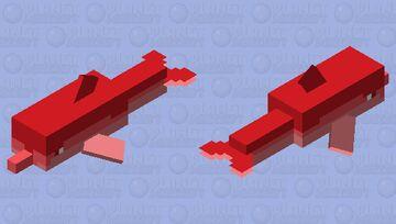 salmon koi dolphin Minecraft Mob Skin