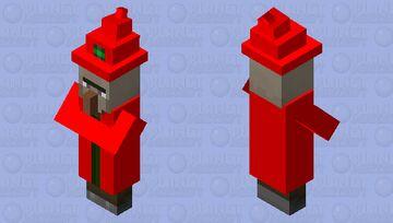 bomba Minecraft Mob Skin