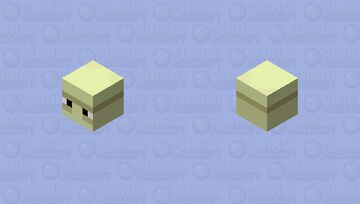Wheres The Shell Minecraft Mob Skin