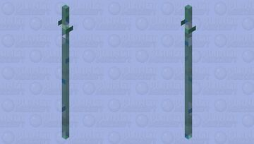 Hologram Bow-staff {Reality Is Virtual} Minecraft Mob Skin