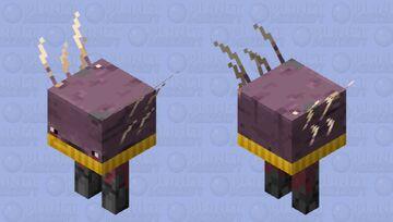 Scarved Striders 1 Minecraft Mob Skin