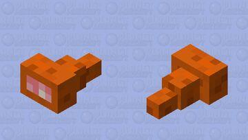 Silverham Minecraft Mob Skin