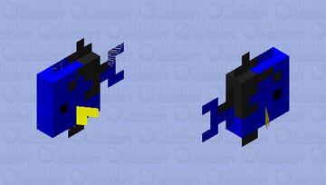 Dory Minecraft Mob Skin