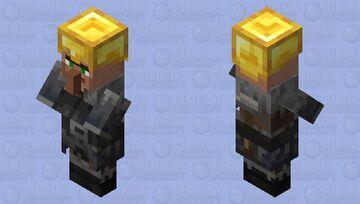 Miner. Minecraft Mob Skin