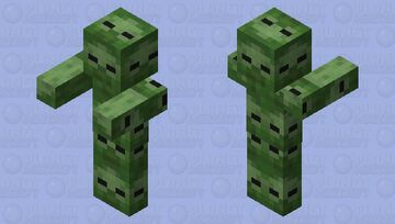 Name Minecraft Mob Skin