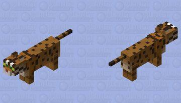 Bobcat Minecraft Mob Skin