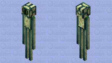 Endstone Golem Minecraft Mob Skin