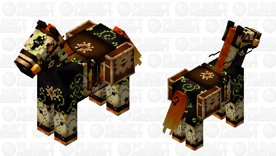 𝕊𝕥𝕖𝕒𝕞𝕡𝕦𝕟𝕜 𝕙𝕠𝕣𝕤𝕖 Minecraft Skin