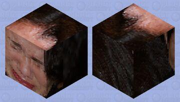Mayuko Box [豊田真由子] Minecraft Mob Skin