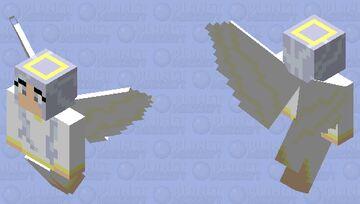 👼  Angel Vex 👼 Minecraft Mob Skin