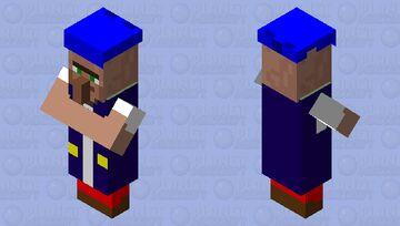 pirats Minecraft Mob Skin