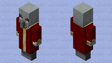 Warlock Minecraft Mob Skin