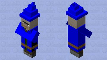 scurity Minecraft Mob Skin