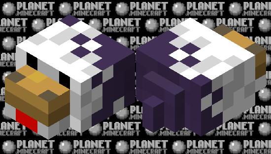 Chicken-mite Minecraft Skin