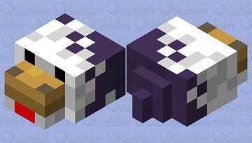 Chicken-mite Minecraft Mob Skin