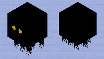 FINAL form Thomas the death machine Minecraft Mob Skin
