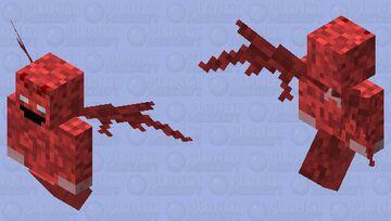 demon Minecraft Mob Skin