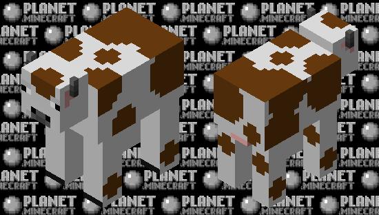 Cow #2 Minecraft Skin