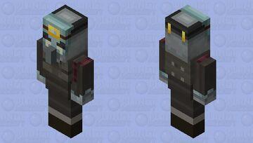 ilager worker Minecraft Mob Skin