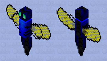 dragon-fly Minecraft Mob Skin