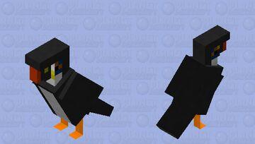 Puffin Minecraft Mob Skin