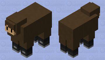 Wilbur sheep Minecraft Mob Skin