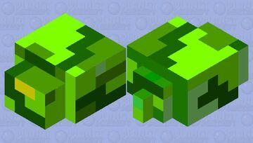 Radioactive Endermite Minecraft Mob Skin