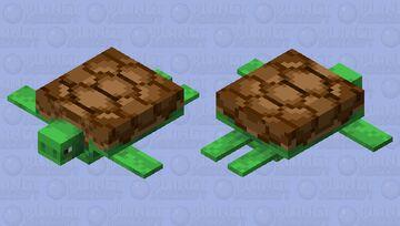 new turtle Minecraft Mob Skin