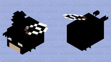 Bat-Bee Minecraft Mob Skin