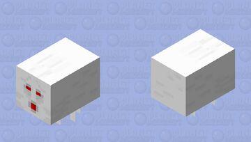 Angry Ghast (Bee reskin) Minecraft Mob Skin