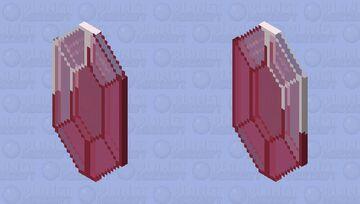 Mega sableye shield Minecraft Mob Skin