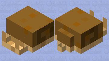 Snail Minecraft Mob Skin