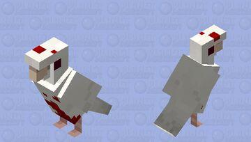 TF2 Archimedes Minecraft Mob Skin