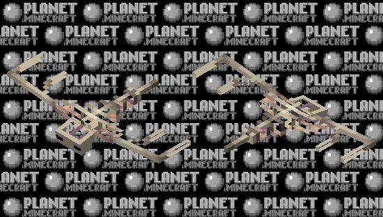 Skeletal Phantoms Minecraft Skin