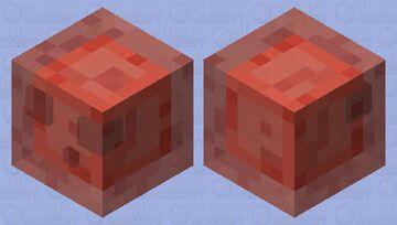 Blood Slime Minecraft Mob Skin