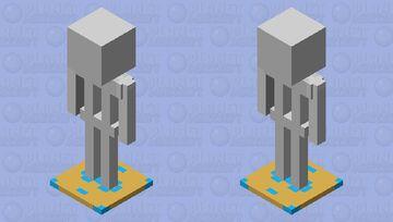 royal estandarte Minecraft Mob Skin
