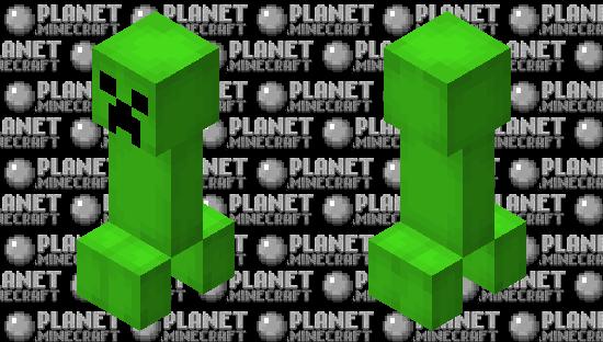 The Creeper - Reimagined Minecraft Skin