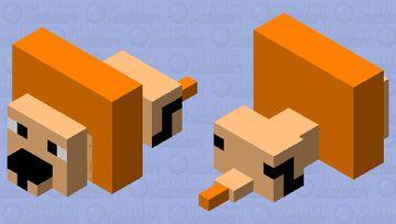 leon Minecraft Mob Skin
