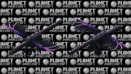 Pùrpureus Dràkos Minecraft Skin
