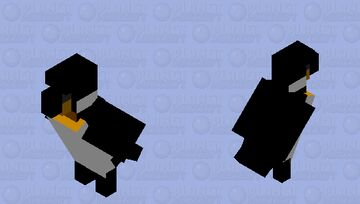 Emperor Penguin Minecraft Mob Skin