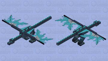 Phantom's Dragon Minecraft Mob Skin