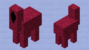 The Lamb Minecraft Mob Skin