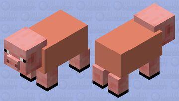 Mummy Pig The Minecraft Pig Minecraft Mob Skin