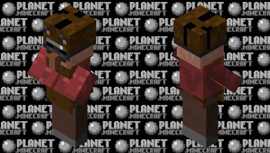 Pre Villager Pillage Update Fletcher Minecraft Skin