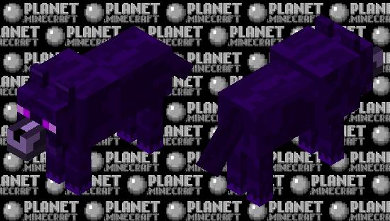 Ender-Wolf   HD Minecraft Skin