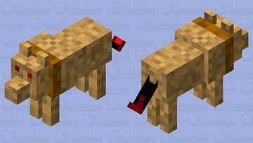 Manticore (fixed) Minecraft Mob Skin