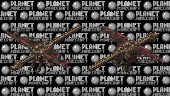 Albagar-ath the cursed dragon [DRAGON SKIN CONTEST] Minecraft Skin