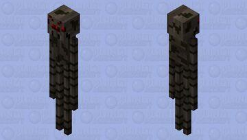 Spiderman (Enderman Spider) Minecraft Mob Skin