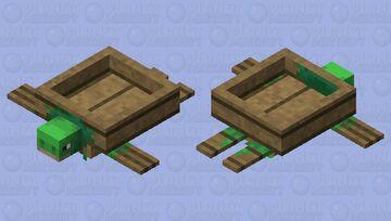 Burtle Minecraft Mob Skin