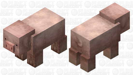 piggy Minecraft Skin